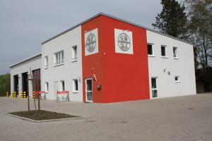 Gerätehaus Sachsenhagen